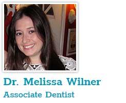 Dr. Melissa Wilner bio